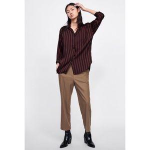 ZARA Women's Flannel Pants | Sz M